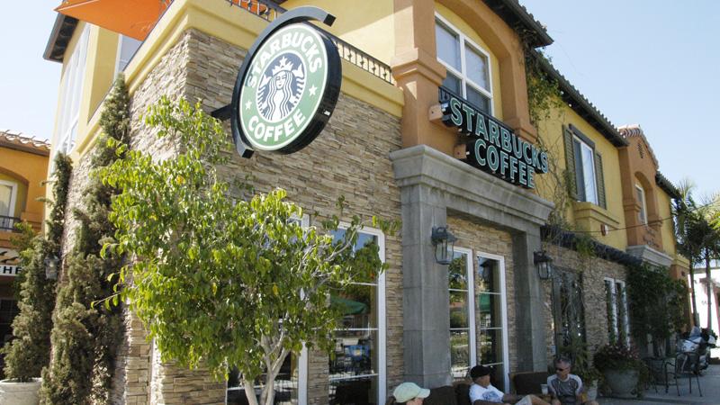 La Jolla Blvd Starbucks